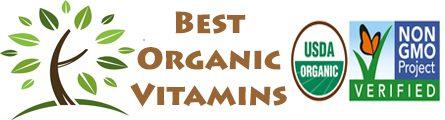 Organic Vitamins