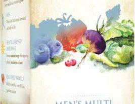 organic mens vitamins