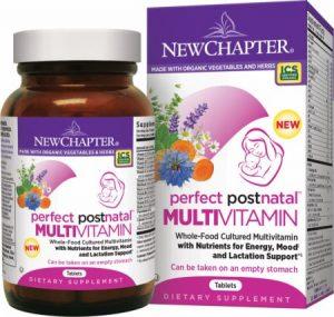 best postnatal vitamins
